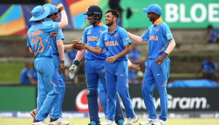 अंडर-१९ वर्ल्ड कप : नवख्या जपानला हरवून भारतीय टीम क्वार्टर फायनलमध्ये