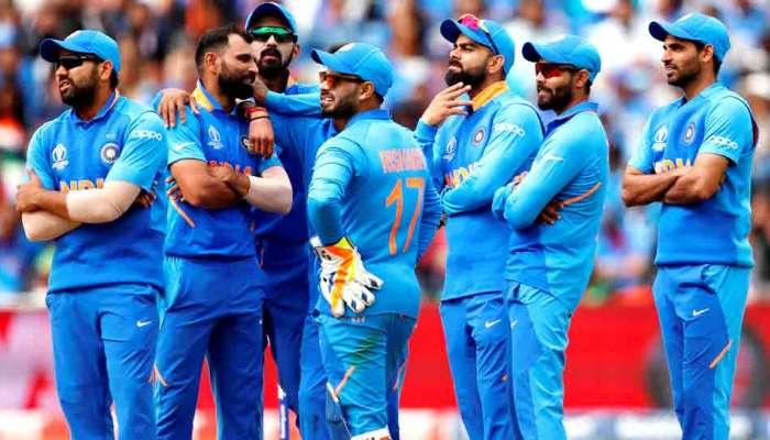 न्यूझीलंडविरुद्धच्या वनडे सीरिजसाठी टीम इंडियाची घोषणा