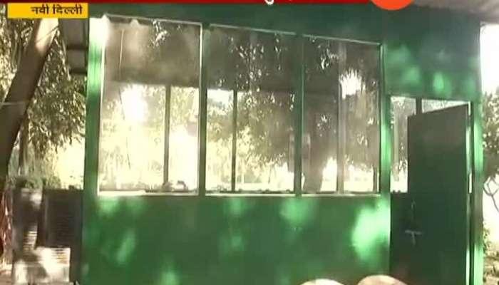 New Delhi NCP Supremo Sharad Pawar Securiy Decline