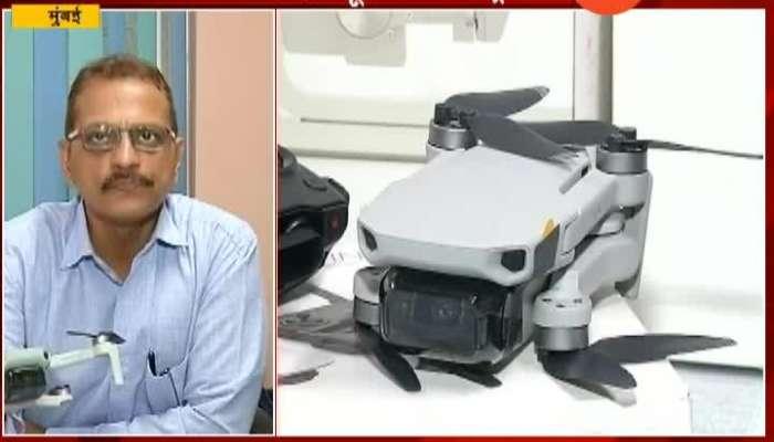 Mumbai Custom Officers Seized Drones