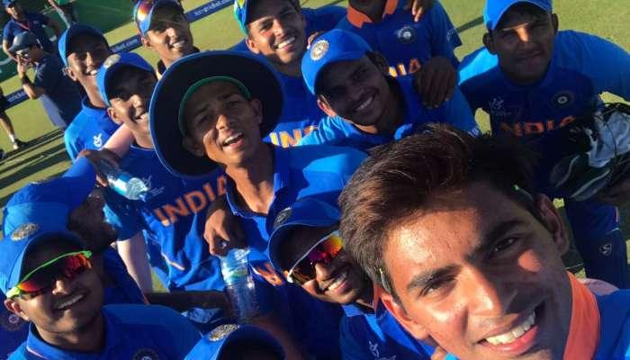 U19 World Cup 2020 : 'यशस्वी' खेळीच्या बळावर भारताची उपांत्य फेरीत धडक
