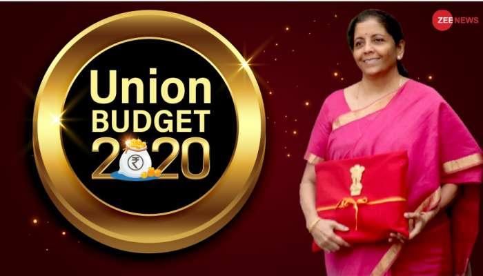 Budget 2020 : सबका विकास करताना अर्थसंकल्पात गरिबांसाठी विविध योजना - अर्थमंत्री