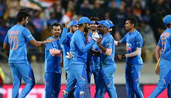 न्यूझीलंडमध्ये भारताने रचला इतिहास, ५-० ने सीरिज जिंकली