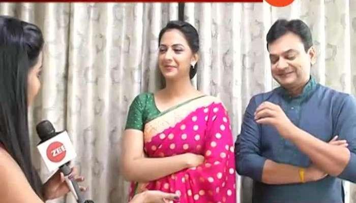 Spotlight Hajri Marathi Movie Promotion