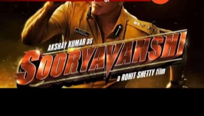 Spotlight Katrina Kaif Hitting Akshay Kumar With Broom On Set Of Sooryavanshi