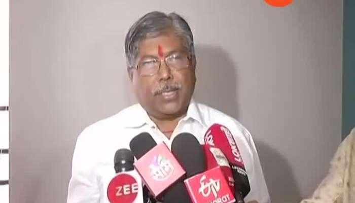 BJP Leader Chandrakant Patil On Shiv Sena 5 Feb 2020 Update