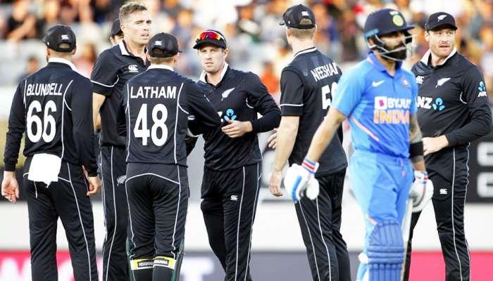 टीम इंडियाचा सलग दुसरा पराभव; वनडे सीरिजही गमावली