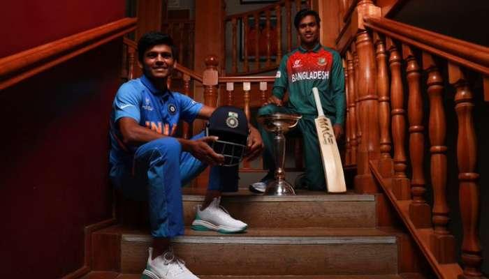 ICC Under 19 world cup : भारताकडून विजयाची पुनरावृत्ती होणार, की बांगलादेश इतिहास रचणार ?
