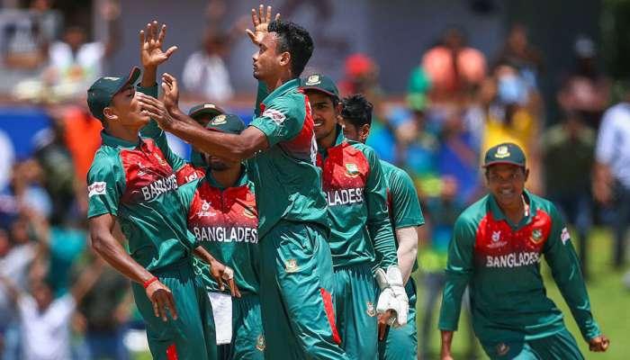 U-19 World Cup:बांगलादेशची ऐतिहासिक कामगिरी, भारताला हरवून वर्ल्ड कपवर कब्जा