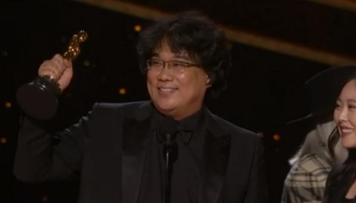 'मला Oscarचे तुकडे करायचेत', असं का म्हणाले 'पॅरासाईट'चे दिग्दर्शक?