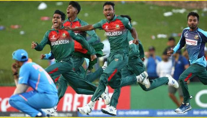 U19 World Cup final: बांगलादेशी खेळाडूंचा उन्माद आयसीसीच्या रडारवर, कारवाईची शक्यता