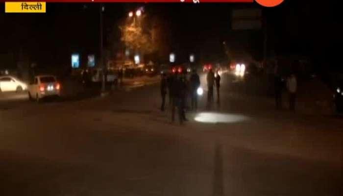 Delhi Firing On AAP MLA Narensh Yadav Convoy, One Volunteer Shot Dead