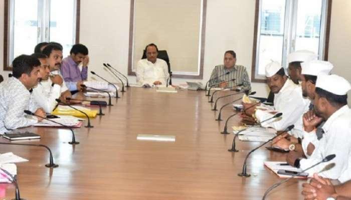 मुंबईचे डबेवाल्यांना हक्काची घरे मिळणार, उपमुख्यमंत्री अजित पवारांचे आदेश