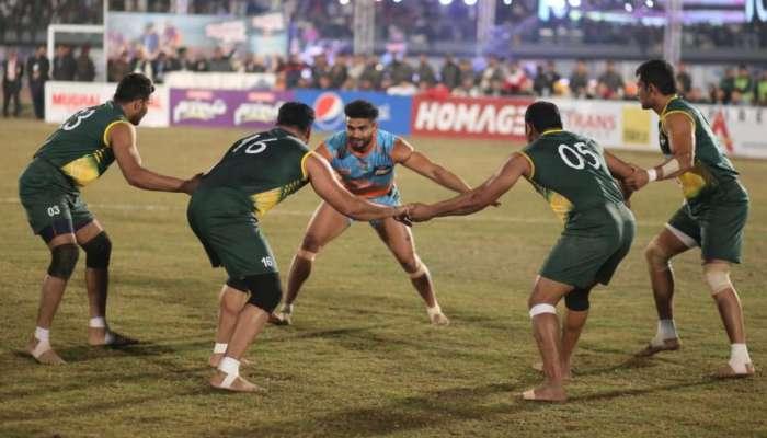 भारतीय कबड्डी टीम पाकिस्तान दौऱ्यावर, क्रीडामंत्र्यांचे चौकशीचे आदेश