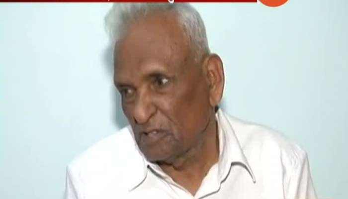 Solapur Former MLA Ganpatrao Getting No Pension For Which Is Not Worried
