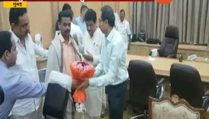 Mumbai GST Fire Kunal Jadhav Faciliated By CM For Save Tiranga