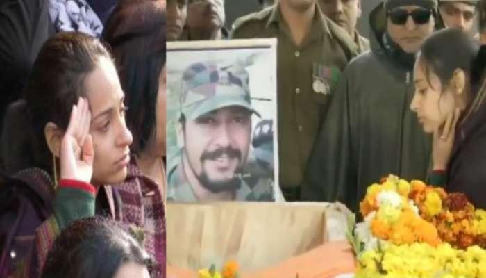 Pulwama Attack : मेजर विभूती धोंडियाल यांची पत्नी लष्कराच्या वाटेवर
