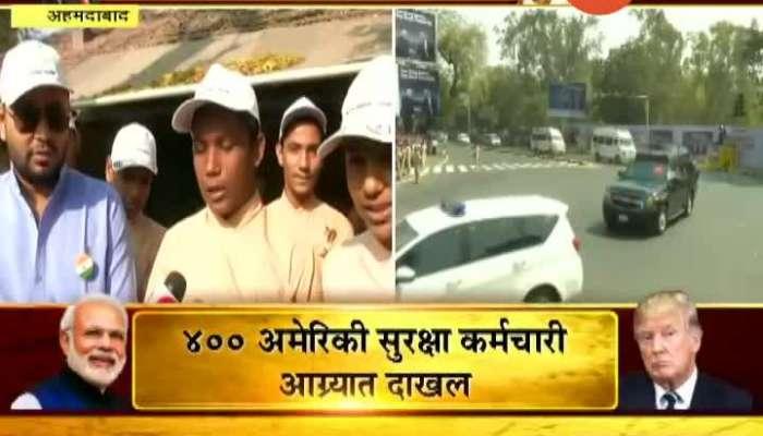 Ahmedabad Students To Do Sanskrit Pathan At Sabarmati AShram