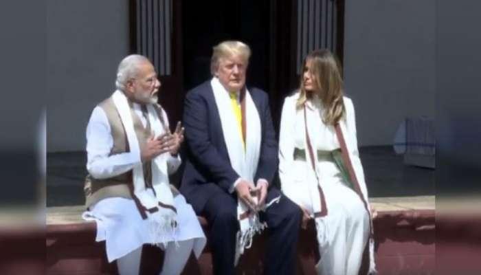 #TrumpInIndia : डोनाल्ड ट्रम्प यांचं सोशल मीडियावरही धडाकेबाज स्वागत