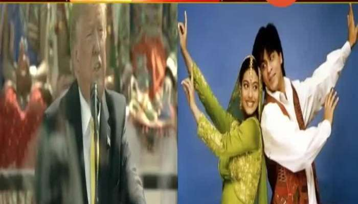 Trump Obama And DDLJ Film
