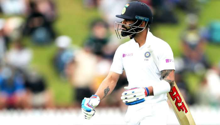 IND vs NZ : खराब फॉर्मचा विराटच्या अव्वल स्थानाला धक्का