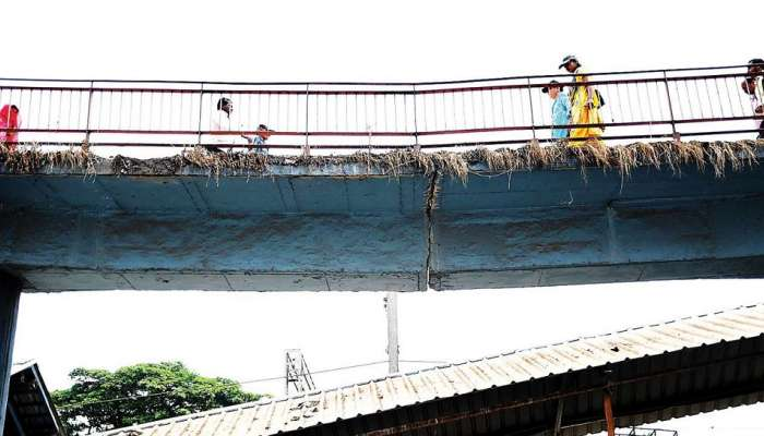 स्ट्रक्चरल ऑडिटनंतरही मुंबईतील जुन्या पुलांकडे दुर्लक्षच