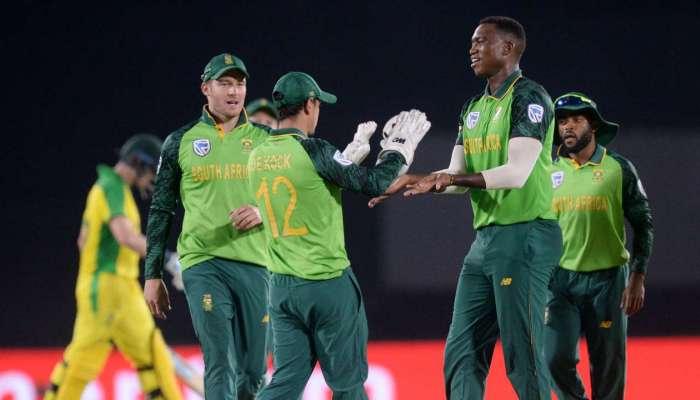भारताविरुद्धच्या वनडे सीरिजसाठी दक्षिण आफ्रिकेच्या टीमची घोषणा
