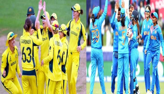 महिला टी-२० वर्ल्ड कप : फायनलमध्ये भारताचा सामना ऑस्ट्रेलियाशी