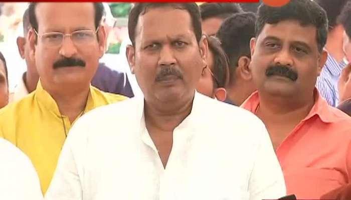 Mumbai Udayan Raje Bhosle On Rajya Sabha Nomination
