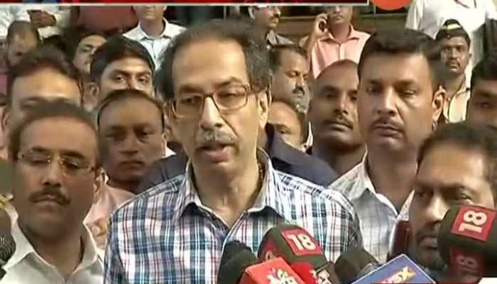 If rush will not decreases will have to shutdown train and Bus in Mumbai says CM Uddhav Thackeray