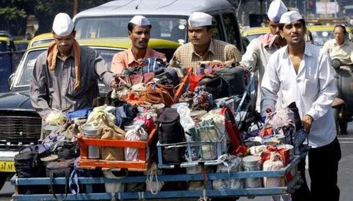 कोरोना : मुंबईच्या डबेवाल्यांची सेवा उद्यापासून  ३१ मार्चपर्यंत बंद
