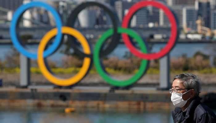 Corona : ऑलिम्पिक स्पर्धा रद्द होणे नाही; भारताच्या सहभागावर मात्र अद्यापही प्रश्नचिन्हं