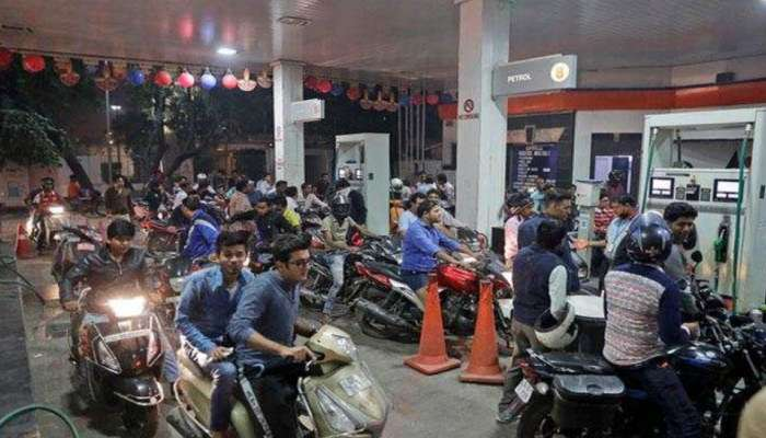 नाशिकमध्ये पेट्रोल पंपांवर निर्बंध, फक्त एवढंच इंधन मिळणार
