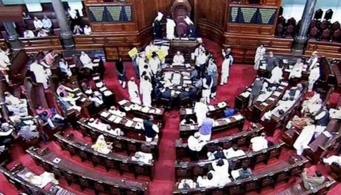 कोरोनाचे संकट : संसदेचे अर्थसंकल्पीय अधिवेशन स्थगित, राज्यसभा निवडणुका तहकूब