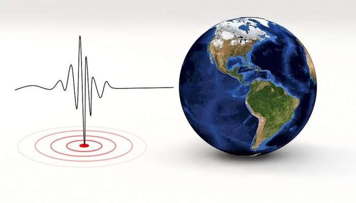 ७.८ रिश्टर स्केलच्या भूकंपानंतर 'या' ठिकाणी देण्यात आला त्सुनामीचा इशारा