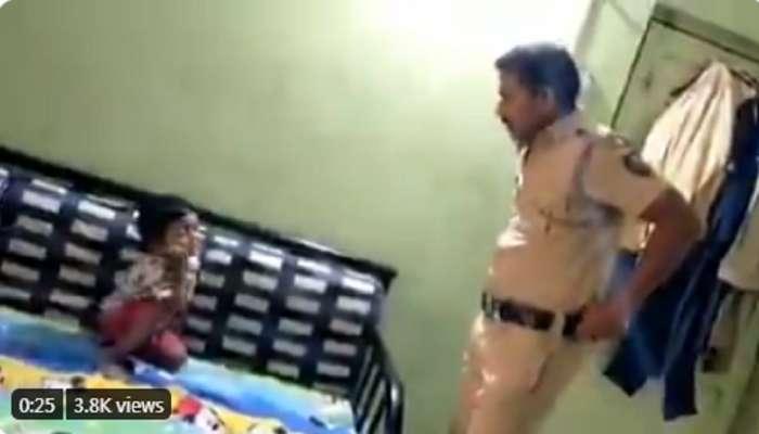'पप्पा, बाहेर कोरोना आहे'; पोलिसाच्या मुलाचा बालहट्ट