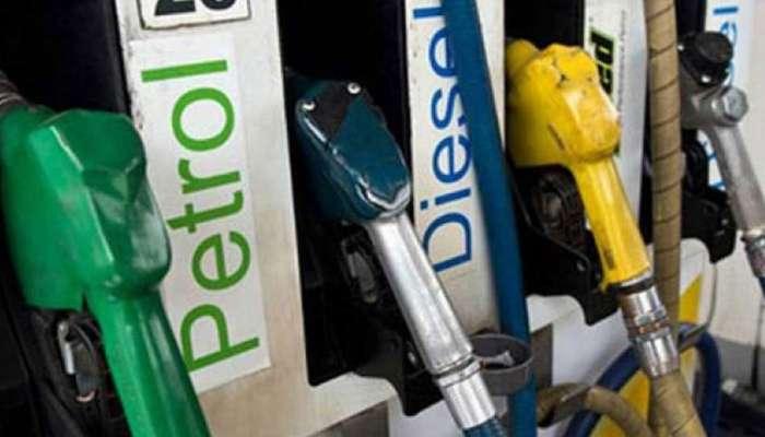 कोरोना : कोरोनाच्या पार्श्वभूमीवर पेट्रोल, डिझेल दर