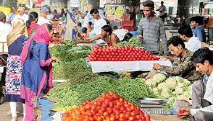 Coronavirus :  नवी मुंबई बाजार समिती व्यवहार सुरु करताना अशी घेतली जातेय खबदारी