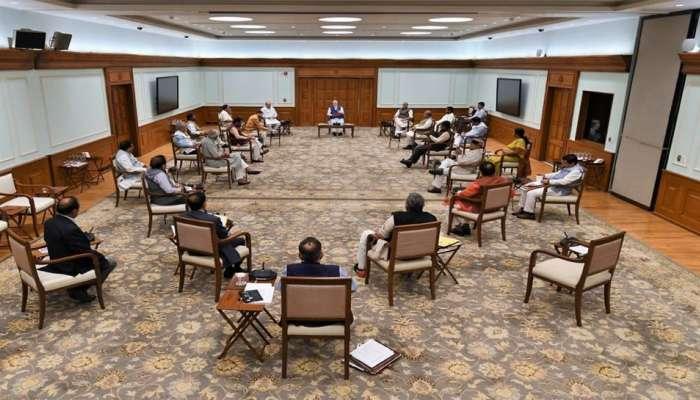 कोरोनाशी लढाई, मोदींनी या मंत्र्यांना दिली महाराष्ट्राची जबाबदारी