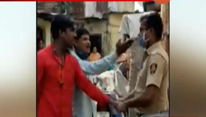 Pune Dispute With Police Cop