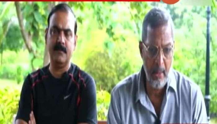 Naam foundation Nana Patekar help to Cm And Pm Fund