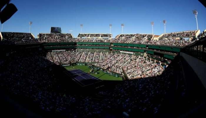 अमेरिकन खुल्या स्पर्धेचं टेनिस सेंटर आता हॉस्पिटल