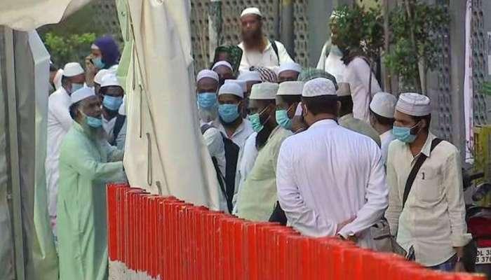 'आंध्र'ला धक्का, निजामुद्दीन मरकजहून परतलेल्या ४३ जणांना कोरोना
