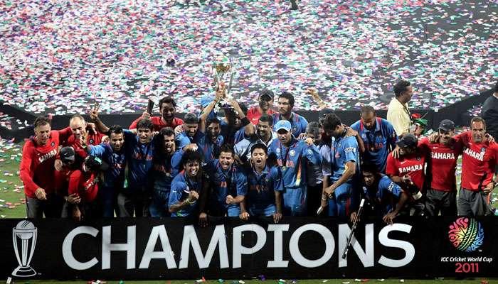 आठवतोय का तो दिवस? मुंबई, धोनी, षटकार..... आणि विश्वविजेतेपद!
