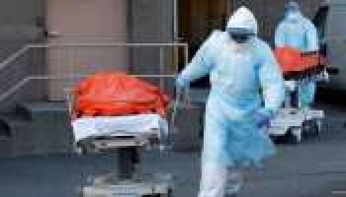 Coronavirus : अमेरिकेत मृत्यूचं तांडव, एकाच दिवशी १२०० जणांचा बळी