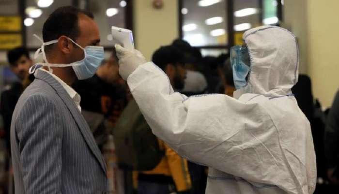 देशात कोरोनाचे ४०६७ रुग्ण; आतापर्यंत १०९ लोकांचा मृत्यू