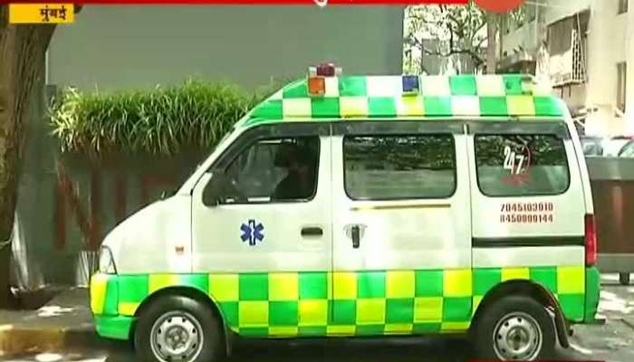 MUMBAI PRIVATE AMBULANCE SECURITY ISSUE REPORT