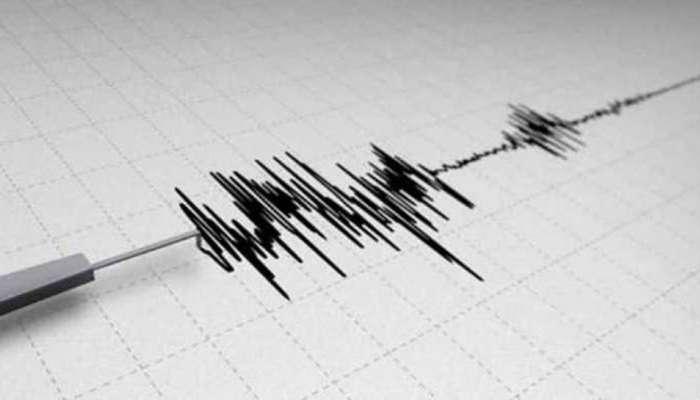 दिल्लीत भूकंपाचे हादरे; ३.५ रिश्टर स्केल तीव्रता