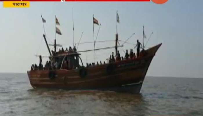 PALHGAR FISHERMAN RETURN FROM GUJRAT REPORT BY HARSHAD PATIL
