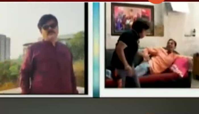 Mumbai Amravati Celebrity music Video On Stay At Home In Lockdown Situation